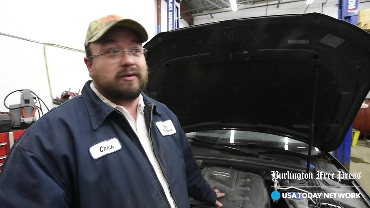 Frigid? Mechanics say skip warming up your car's engine
