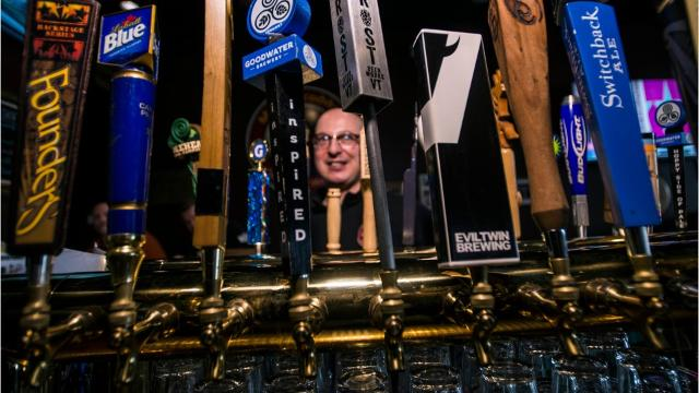 Top beer bars in Chittenden County