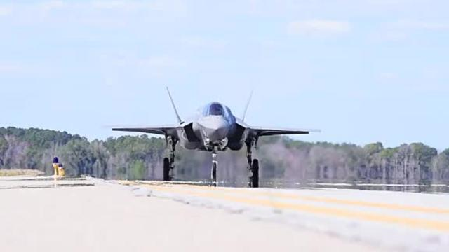 FAA changes story about F-35 maps