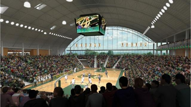 Uvm Receives 1 Million Gift For Arena Project
