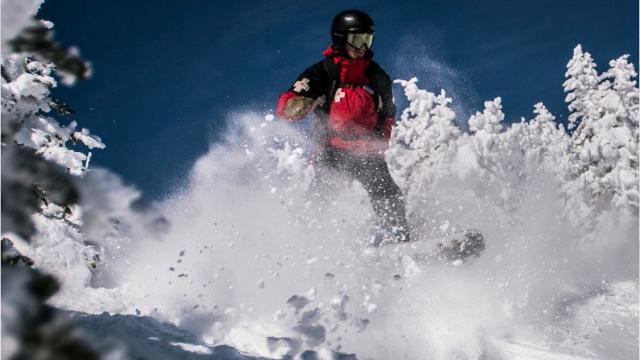 Ski, ride safe in those woods