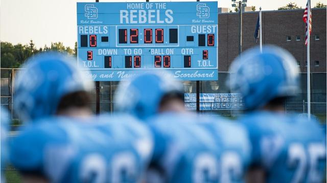 South Burlington School Board to drop Rebel team name