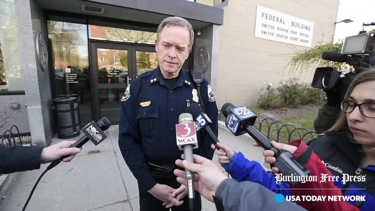 South Burlington Police Chief discusses school threat case