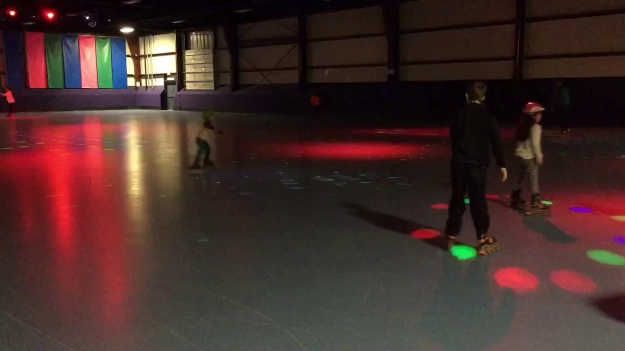 Patrons talk about what they'll miss when the Essex roller rink closes at the end of April, 2017.