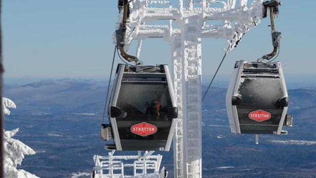 Colorado's Aspen Skiing Company and a private equity firm plan to buy the parent company of Vermont's Stratton Mountain.
