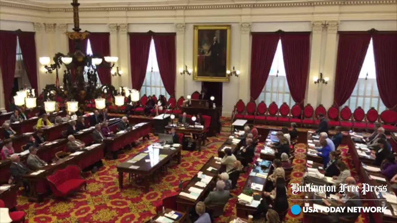 BREAKING: Vermont House passes marijuana amendment