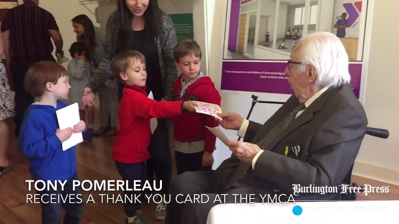 Pomerleau gifts another $1 million to YMCA