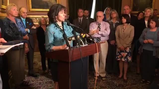 Scott, Ashe, Johnson lay out deal on teacher health plan