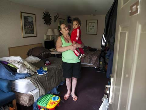 No Place to Call Home: Chronic poverty leads many to SJ motels