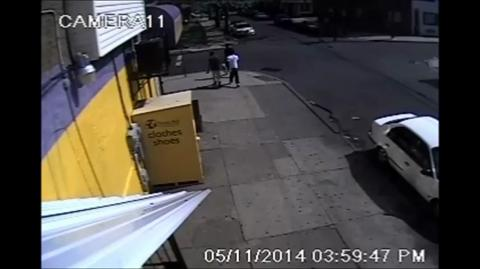 Caught On Camera: Broad daylight shooting in Camden