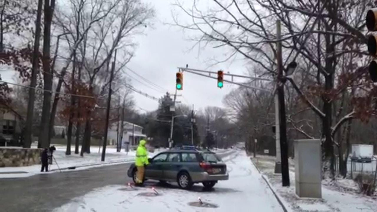 Fatal accident on Haddonfield Berlin Rd in Cherry Hill