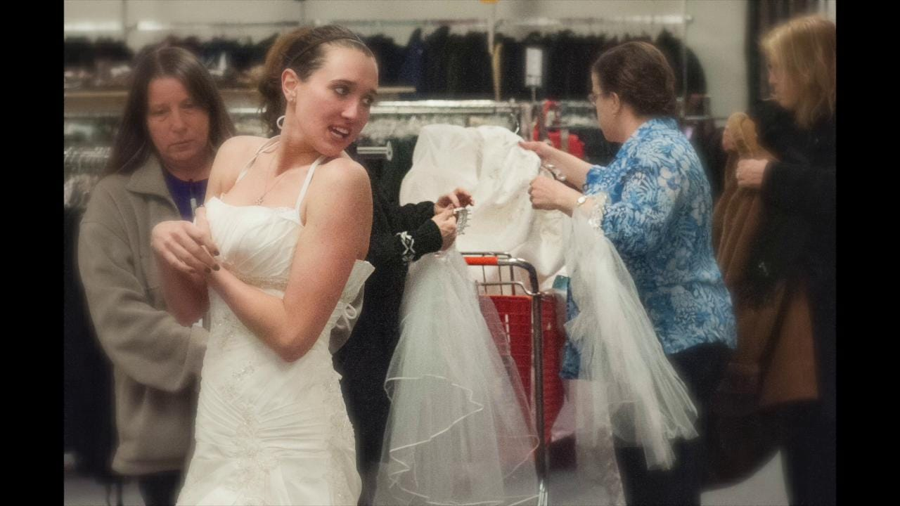 Goodwill Bridal Gown Sale in South Jersey