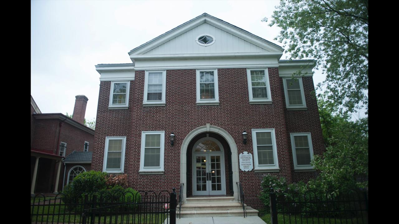 Camden County Historical Society Museum