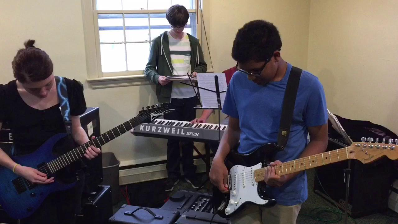 Music Students Rock Queen Songs In Cherry Hill