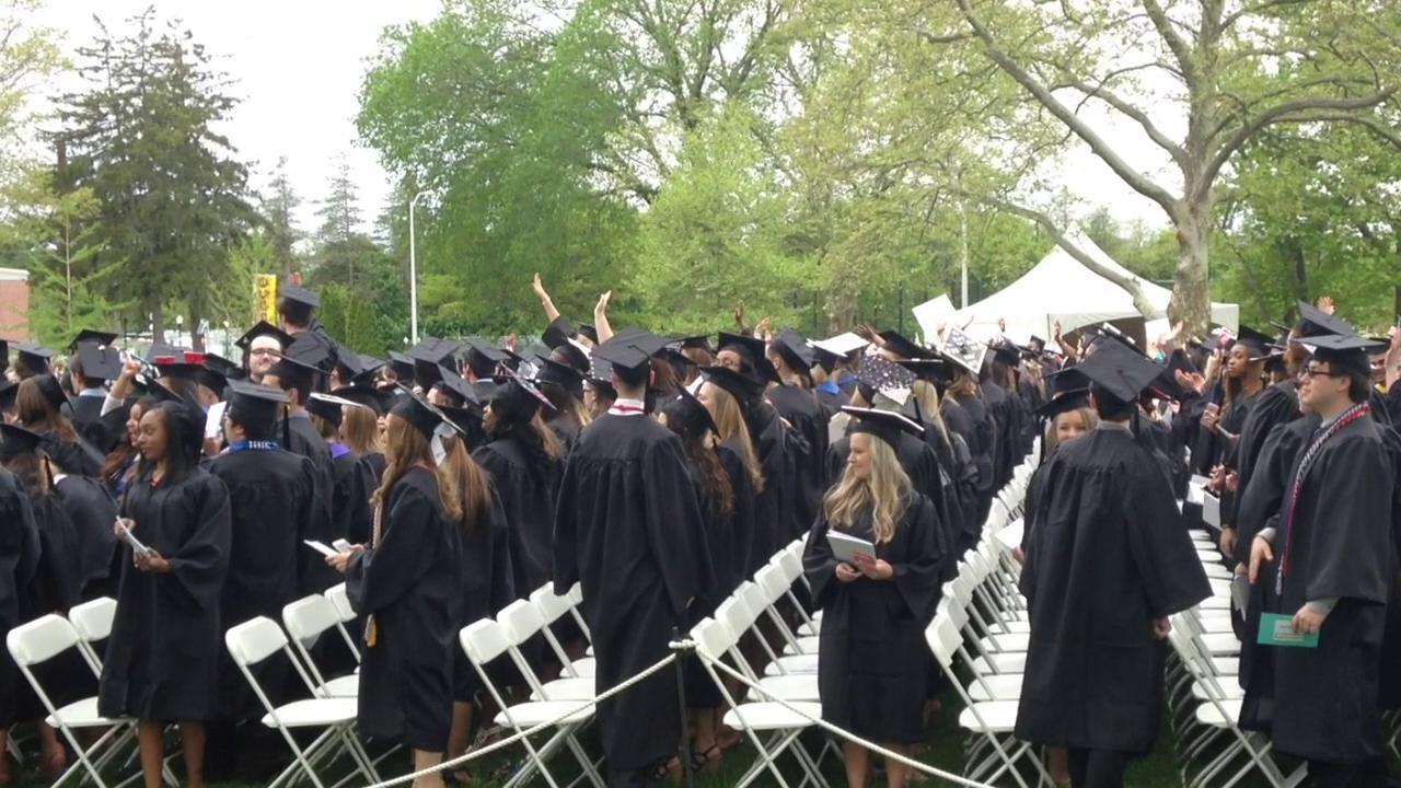 Rowan Graduation 2020.Scenes From Rowan University S 2016 Commencement