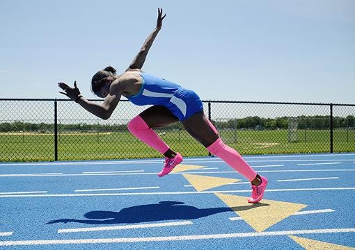 Track and Field: Williamstown's Mack is Girls' Performer of the Year