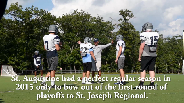 Watch: St. Augustine Prep 2016 Football Preview