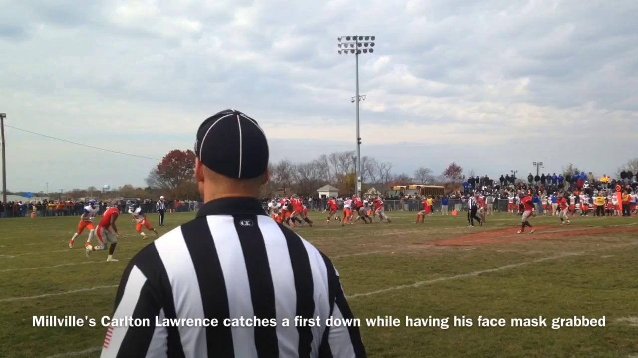 Vineland-Millville Thanksgiving football highlights