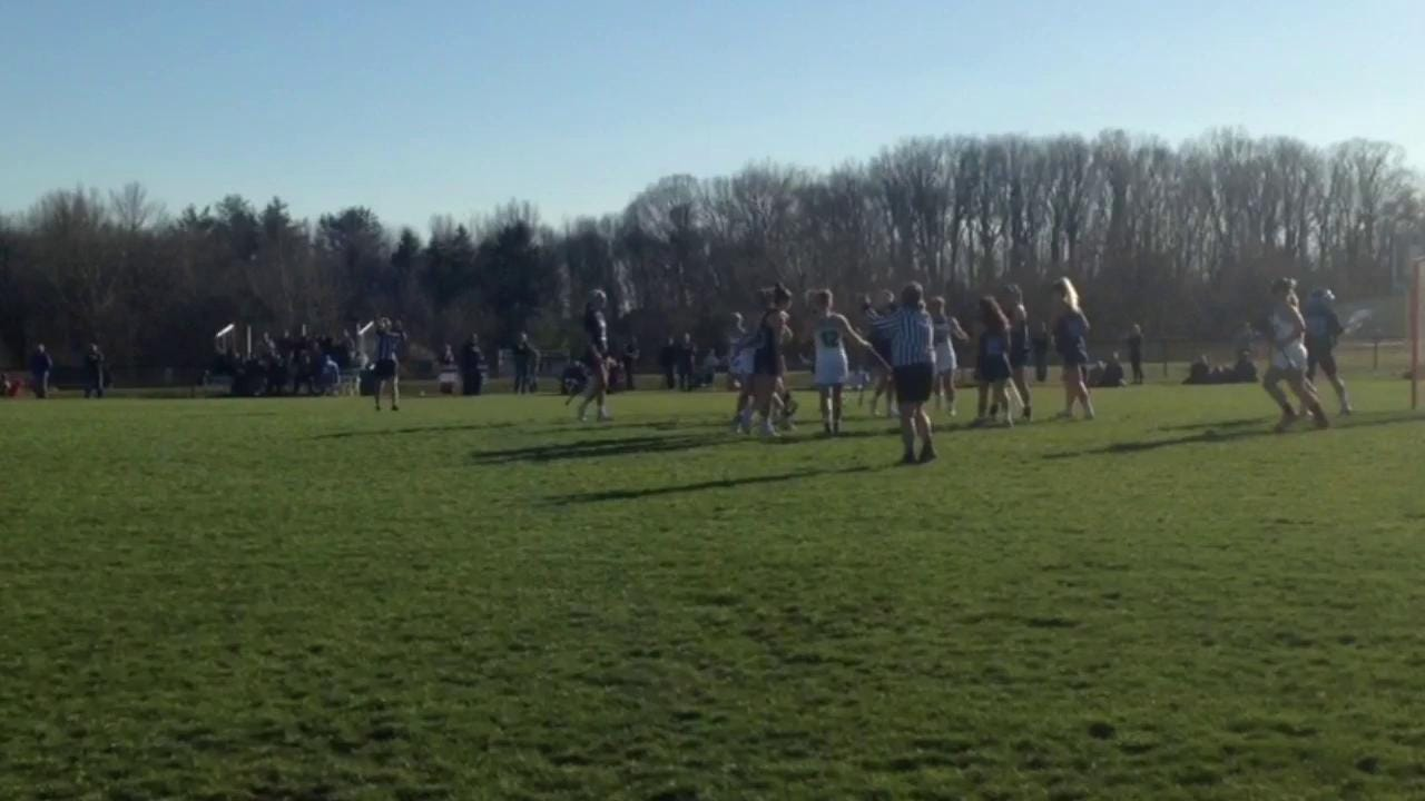 Clearview-Shawnee girls lacrosse highlights