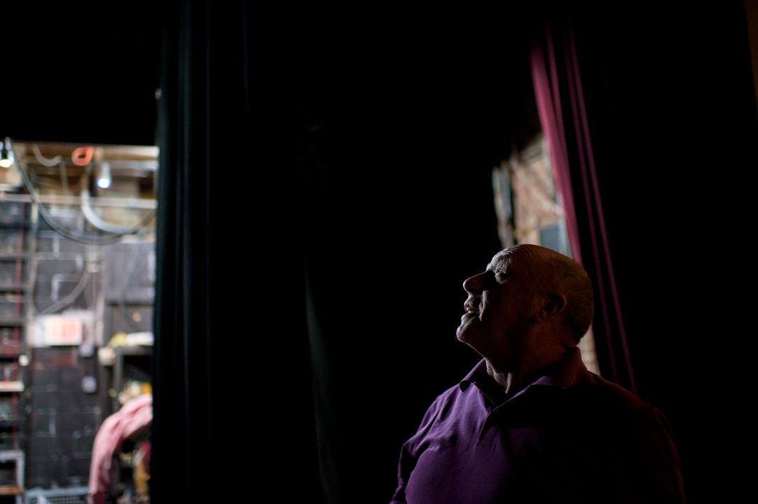 WATCH: Historic Broadway Theatre of Pitman