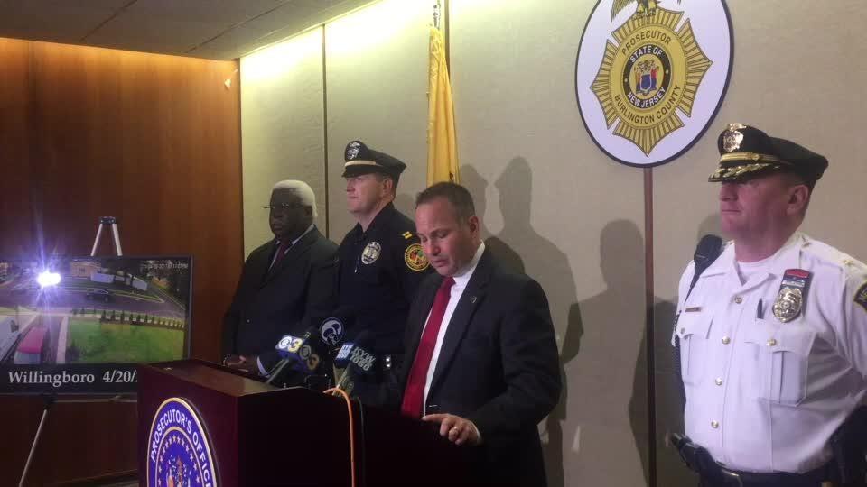 New Burlington County tactic to combat violent crime