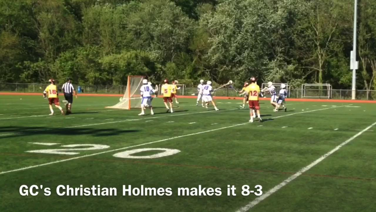 Gloucester Catholic-Paul VI boys lacrosse highlights