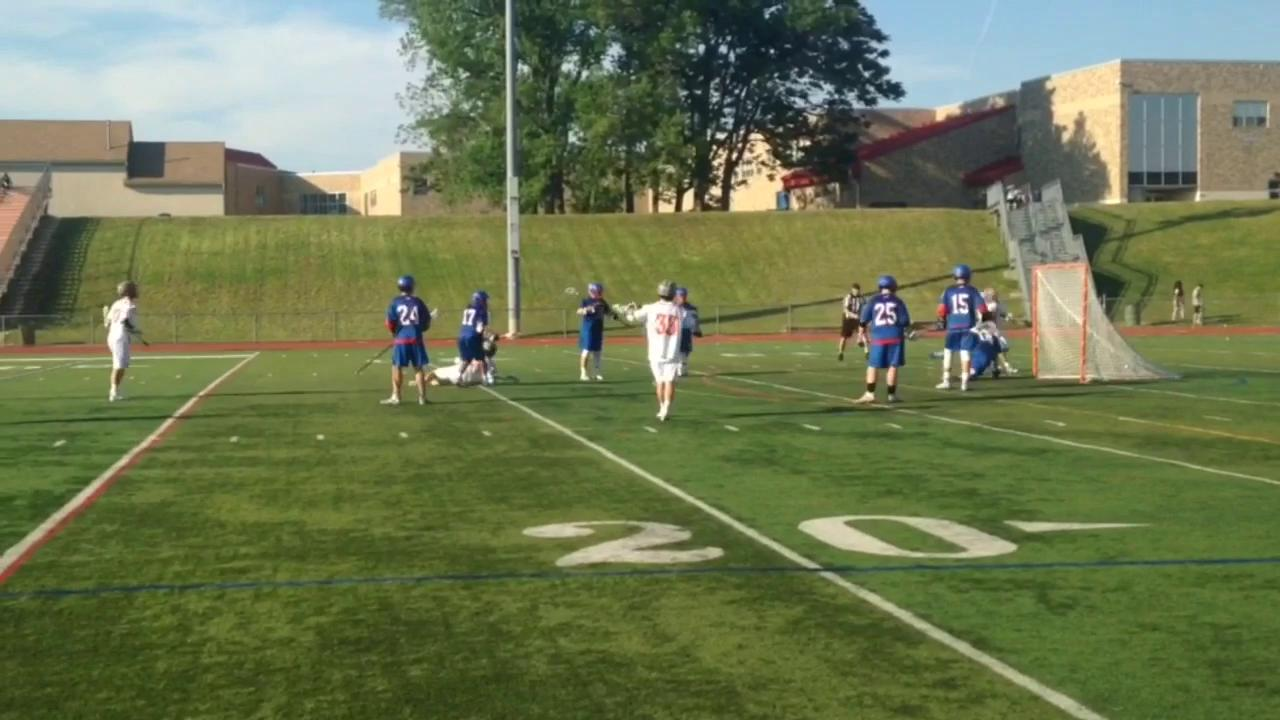 Washington Township-Cherokee boys lacrosse highlights