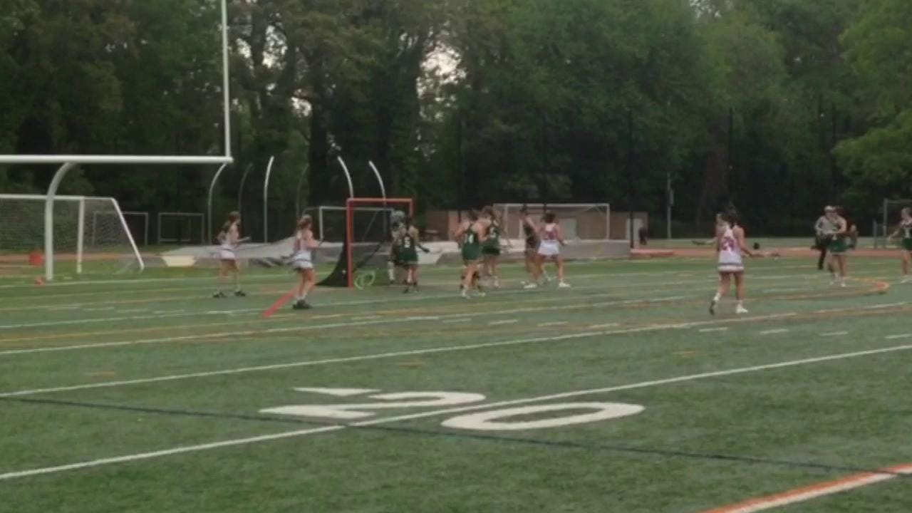 Haddonfield-Camden Catholic girls lacrosse highlights