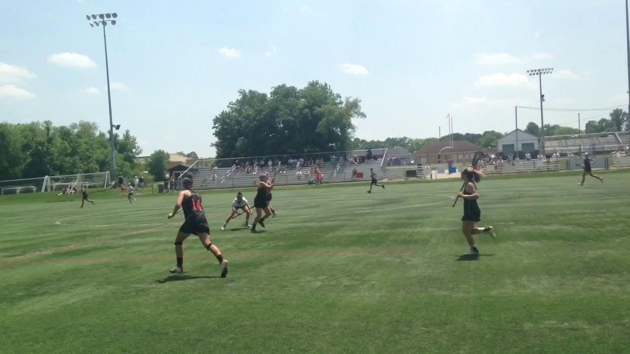 Eastern-Kingsway girls lacrosse highlights
