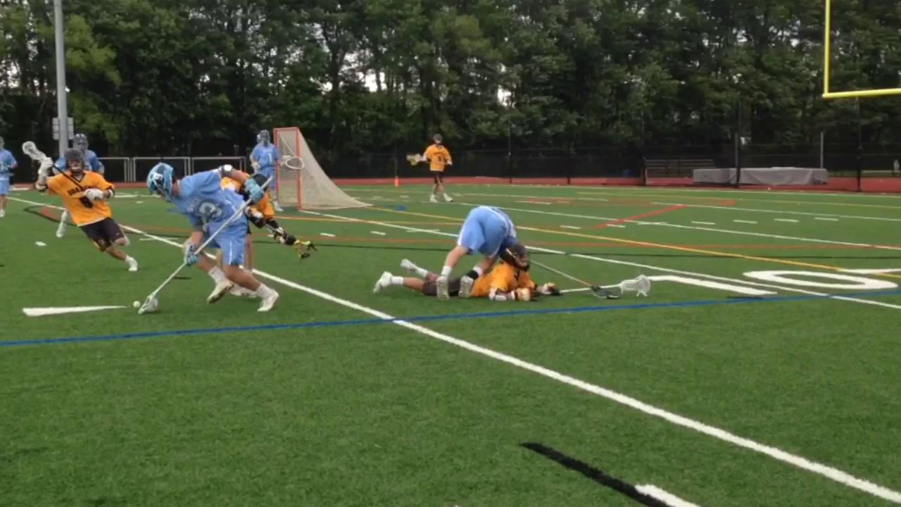 Moorestown-Shawnee boys lacrosse highlights