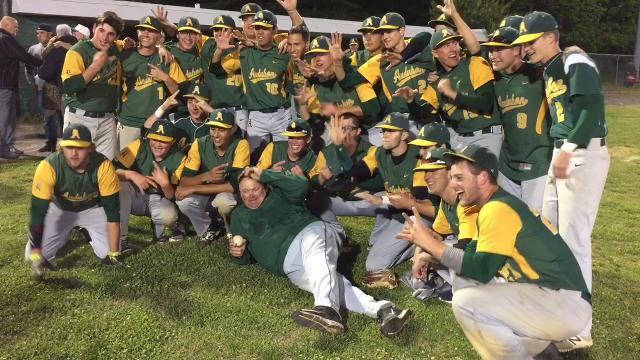 WATCH: Audubon's Rich Horan gets 500th win