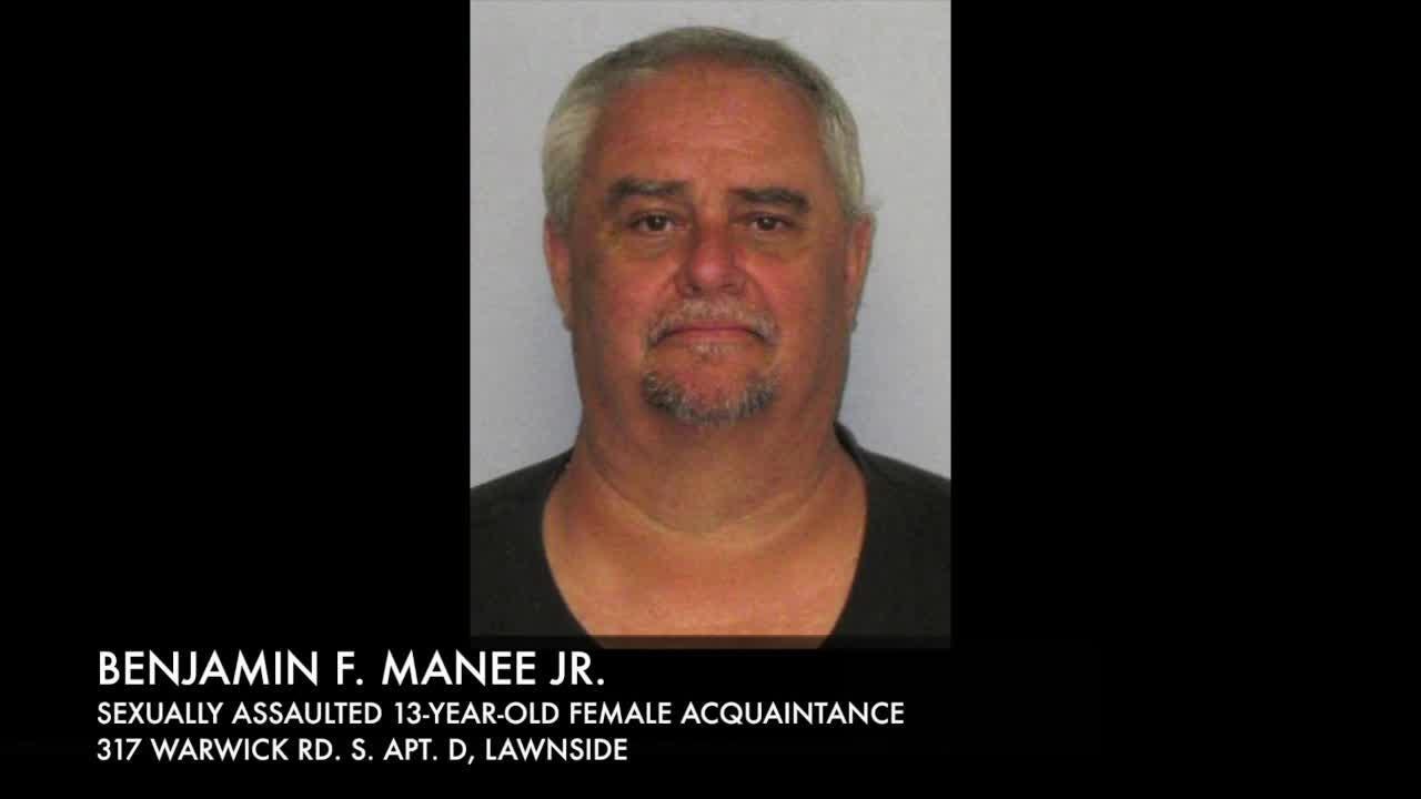 VIDEO: Sex offenders in Lawnside