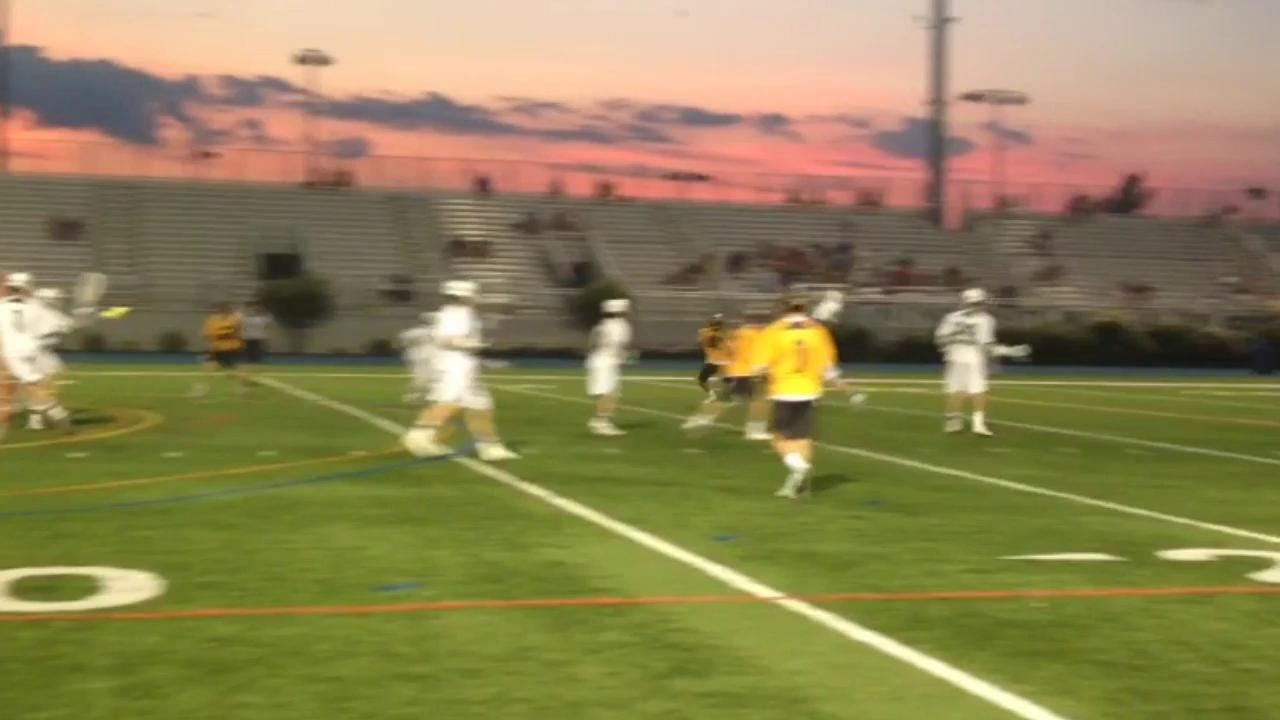 Moorestown-Delbarton boys lacrosse highlights