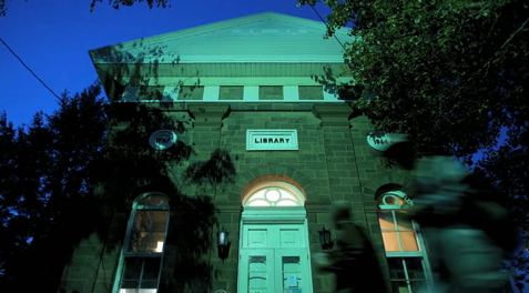 A 2012 Haunt: The Library Company of Burlington