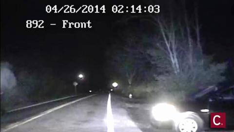 Cruiser cam from fatal Boone Co. shooting