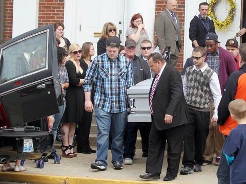 Samantha Ramsey laid to rest