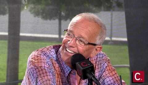Beyond the Bases with Marty Brennaman from the Moerlein Lager House.