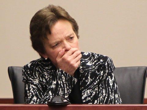 Shayna Hubers' mother cross-examination