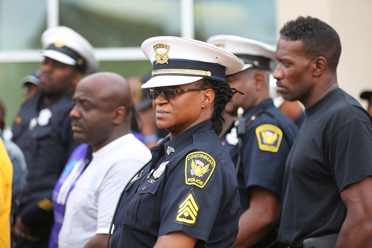 """""""We have his back"""": Sentinels Police Association"""