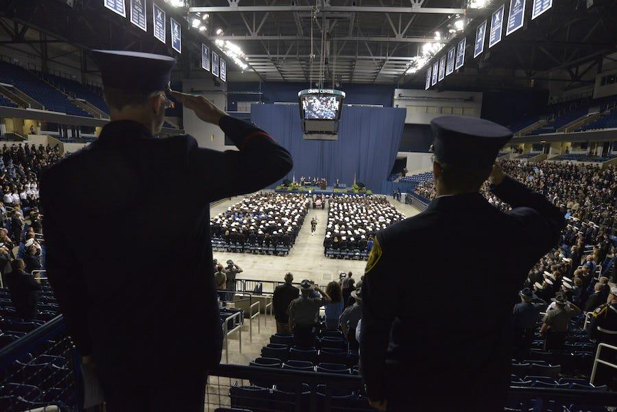 Funeral of Officer Sonny Kim