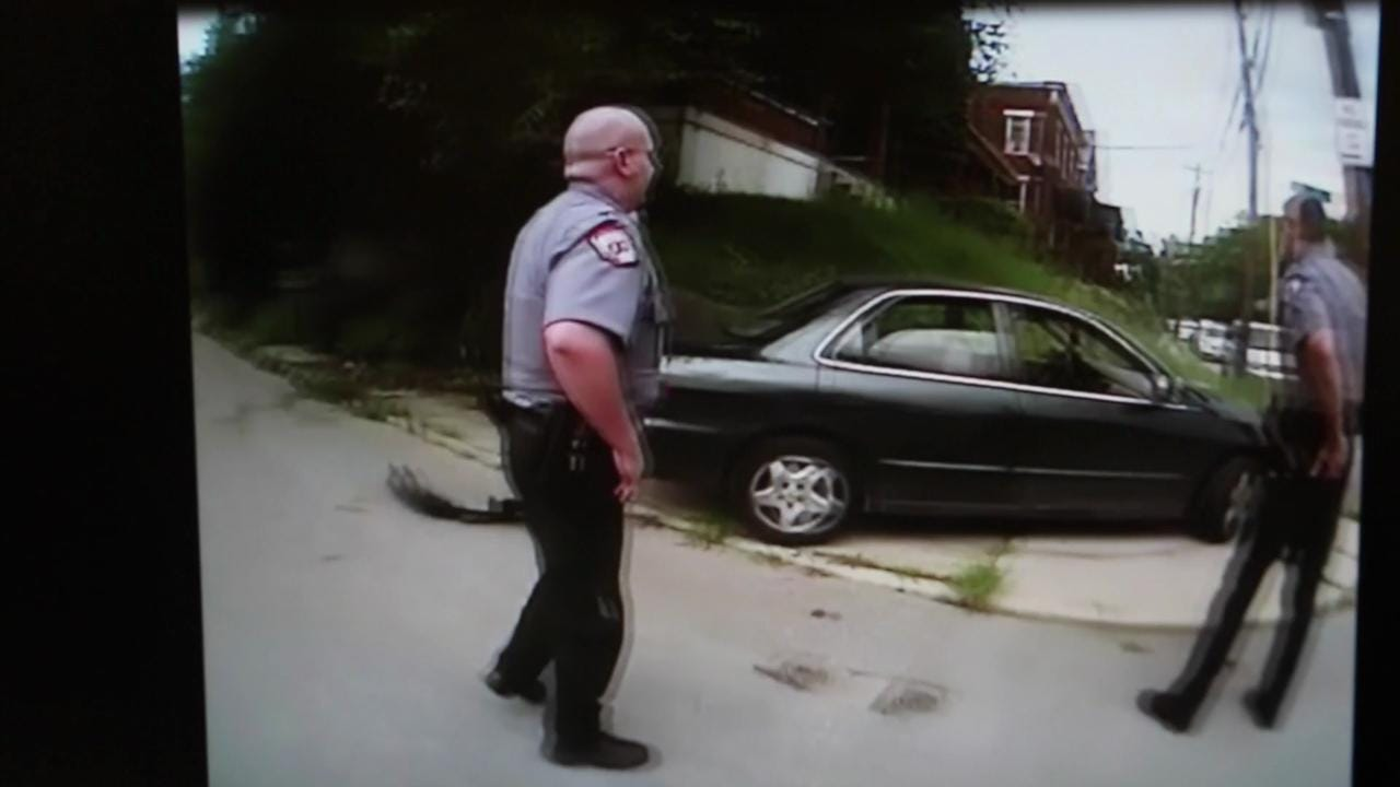 Bodycam Video: Second Officer at DuBose shooting scene