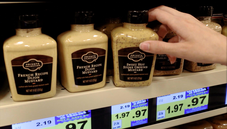 Kroger tests 'smart shelf' technology