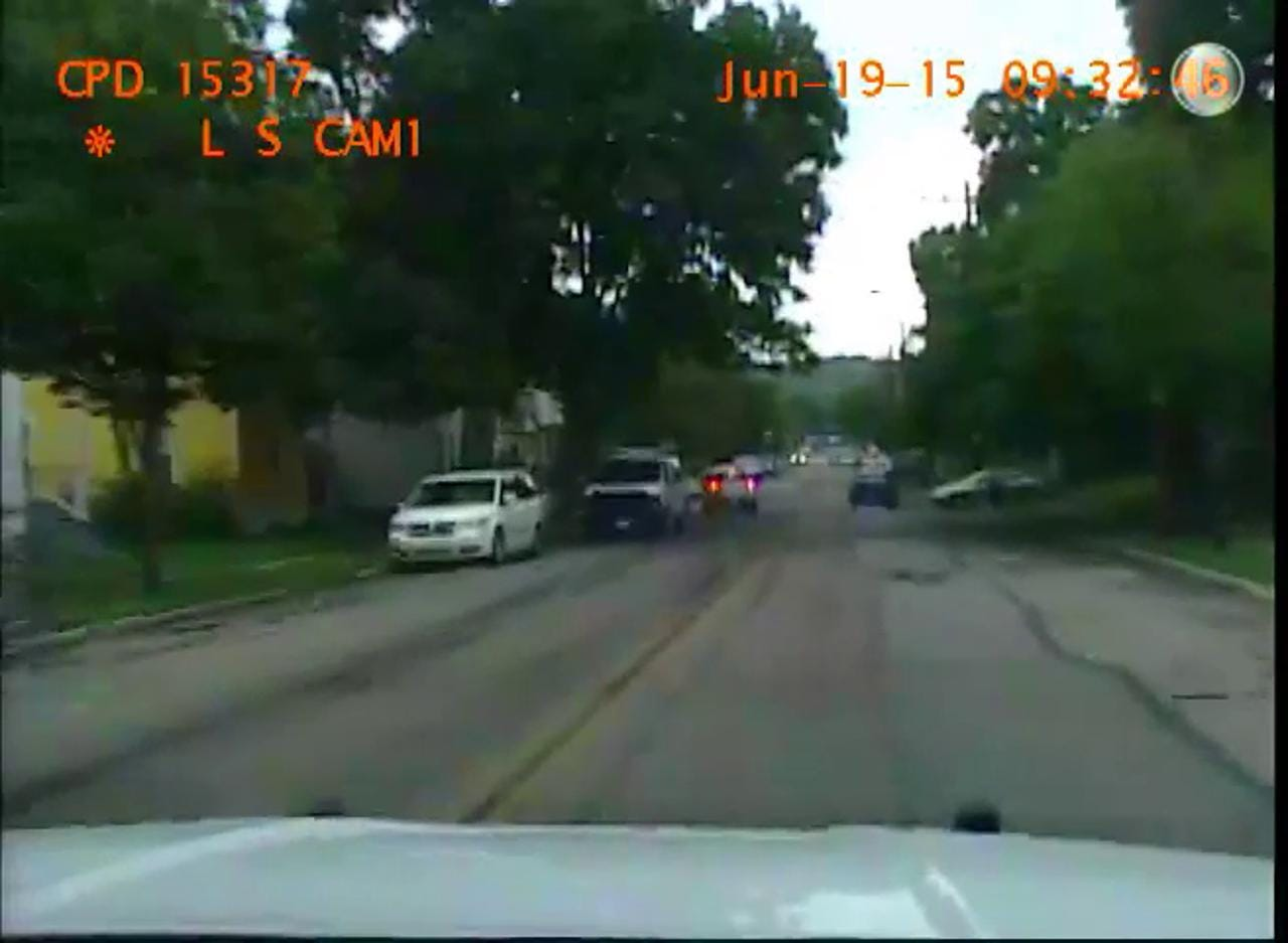 Video: Moments after Sonny Kim shooting