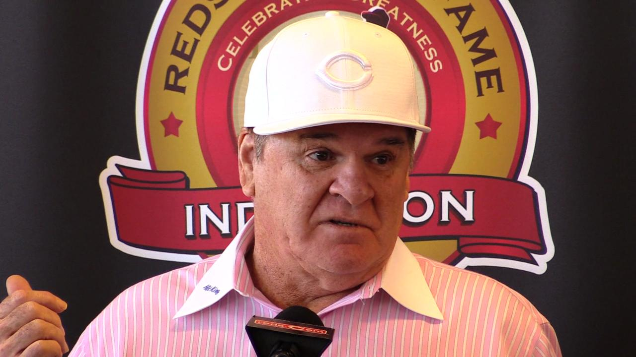 pete rose hall of fame 2019
