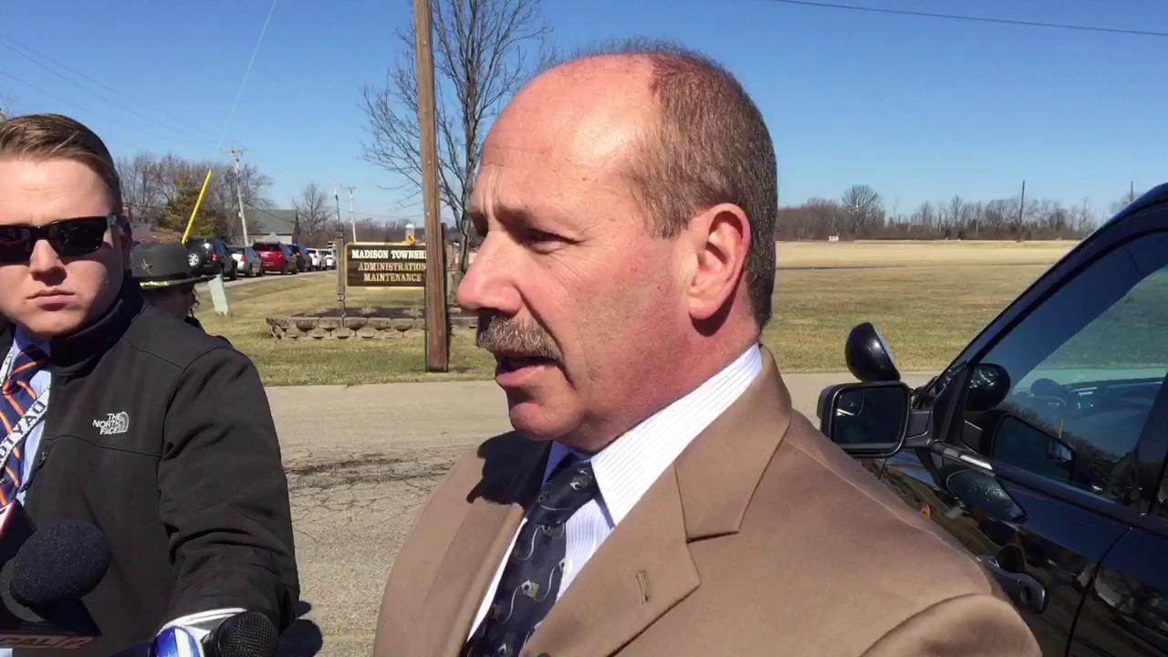 Official discusses Butler Co. school shooting
