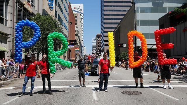 Cincinnati Pride honors Orlando