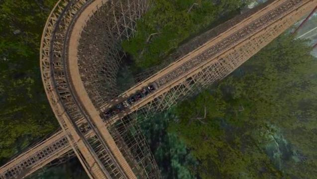 Sneak peek: Kings Island's new coaster
