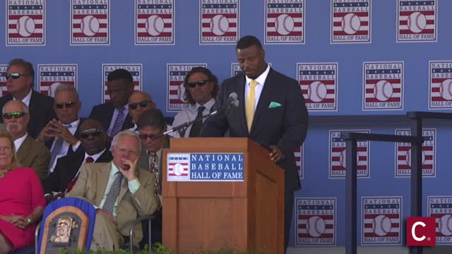 c77f2a2b5e Plaque's words powerful for Griffey