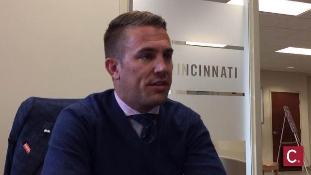 Taylor Twellman talks FC Cincy, MLS expansion