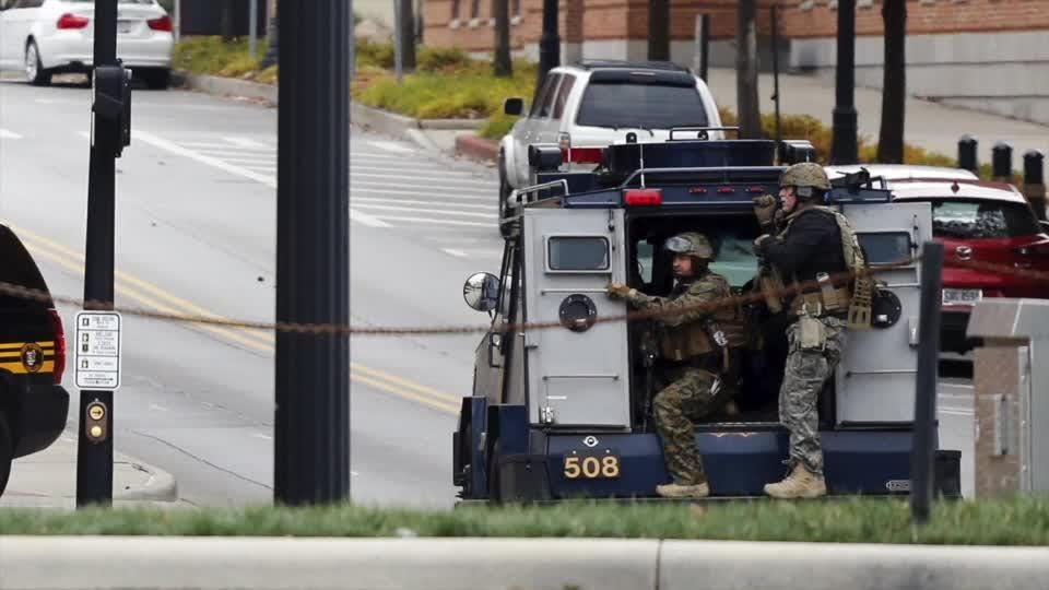 911 calls from Ohio State attack